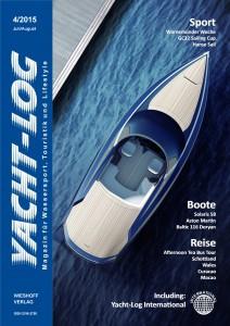 Yacht-Log 4/15 (Juli/August)